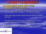 ramp hazards4