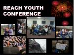 reach youth conference