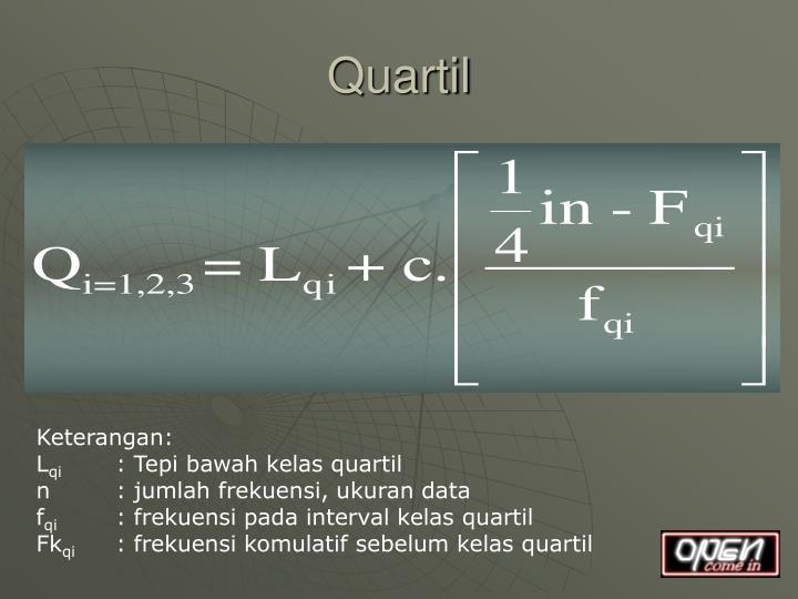 Quartil