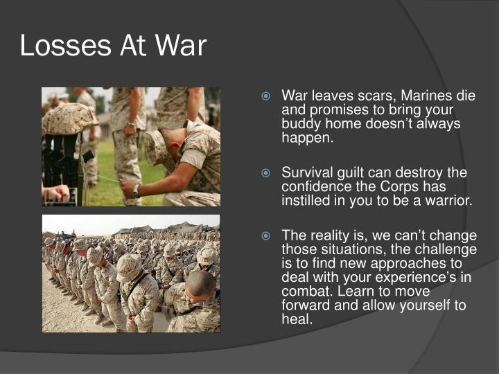 Losses At War