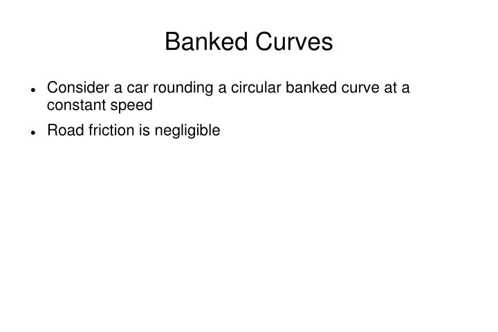 Banked curves2
