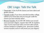 cbc lingo t alk the talk2