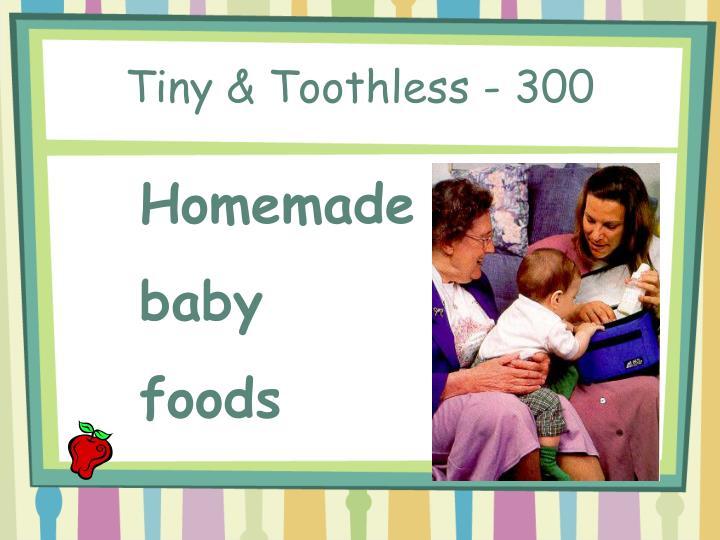 Tiny & Toothless - 300