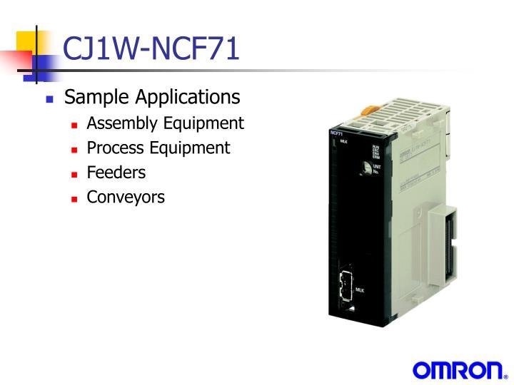CJ1W-NCF71