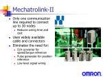 mechatrolink ii2