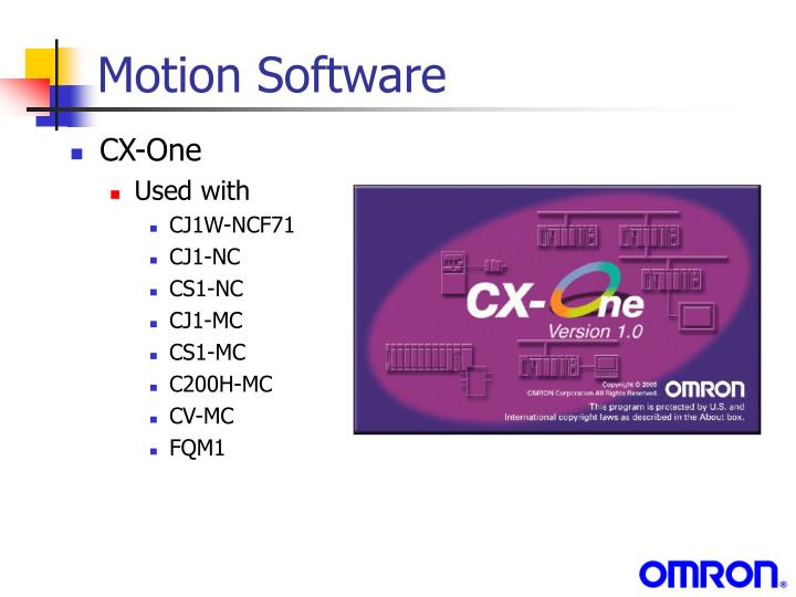 Motion Software