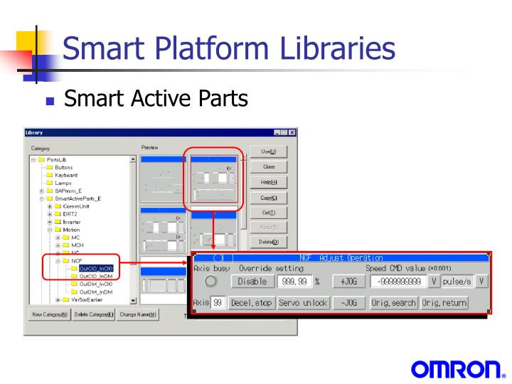 Smart Platform Libraries