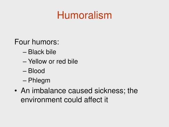 Humoralism