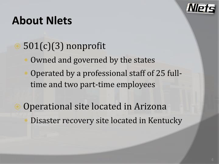 About Nlets