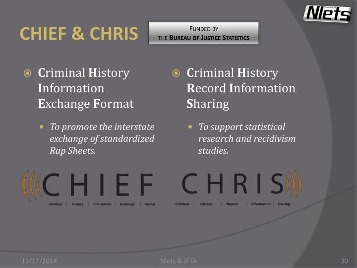 CHIEF & CHRIS