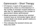 garenoxacin short therapy1