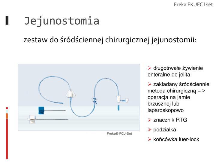 Freka FKJ/FCJ set