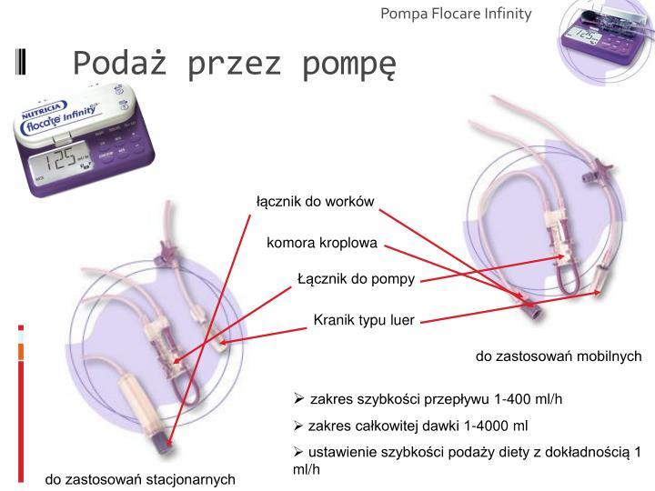 Pompa Flocare Infinity