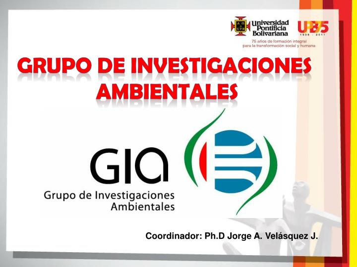 GRUPO DE INVESTIGACIONES