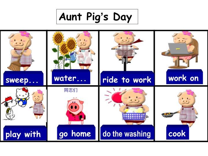 Aunt Pig