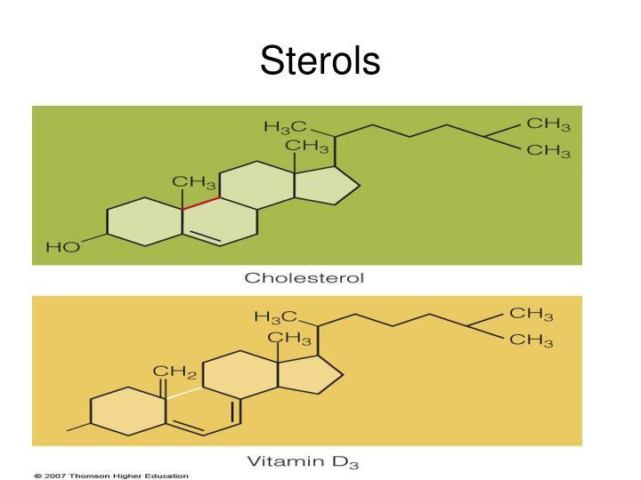 Sterols