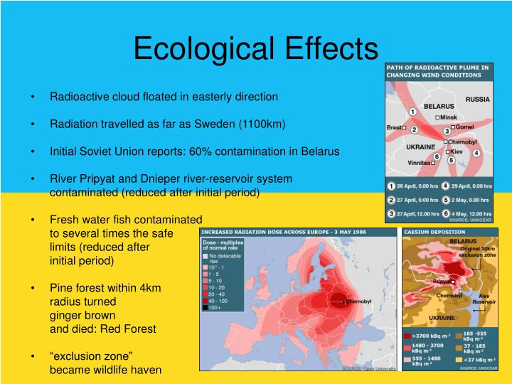 Ecological Effects