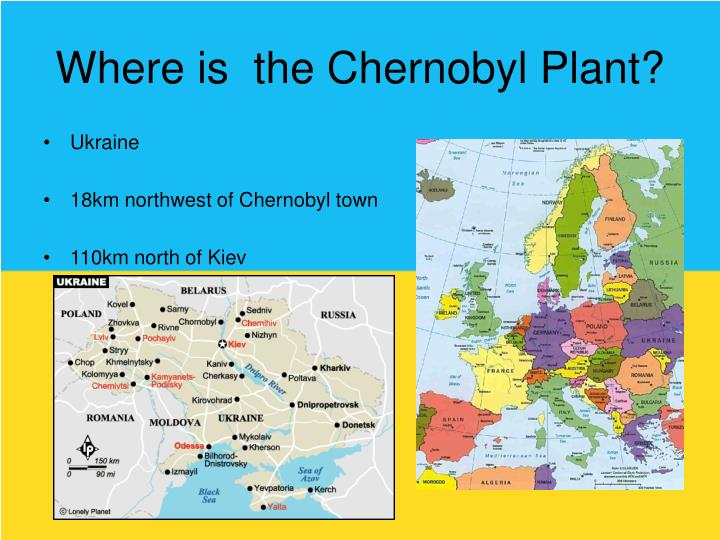 Where is  the Chernobyl Plant?