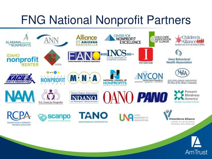 Fng national nonprofit partners