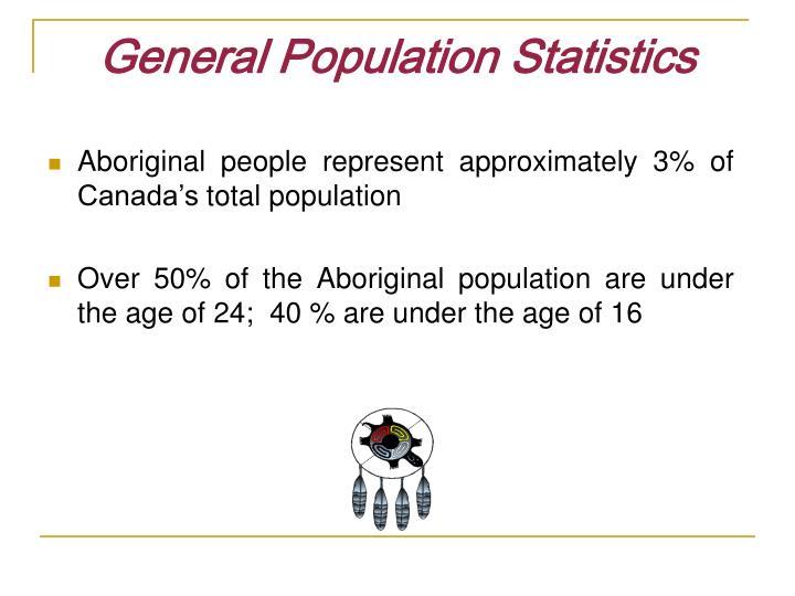 General Population Statistics