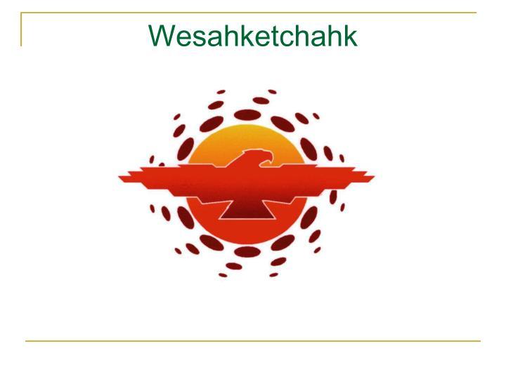 Wesahketchahk