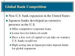 global bank competition1