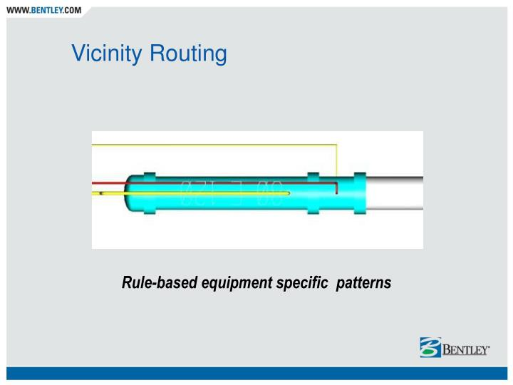 Vicinity Routing