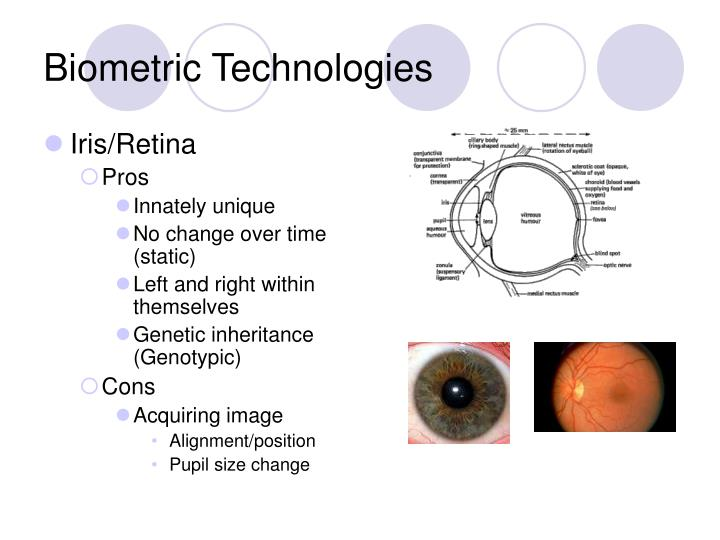 Biometric Technologies