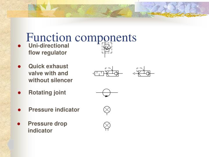 Function components