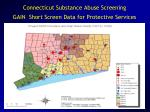 connecticut substance abuse screening gain short screen data for protective services