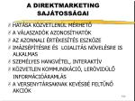 a direktmarketing saj toss gai