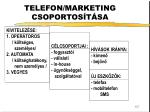 telefon marketing csoportos t sa