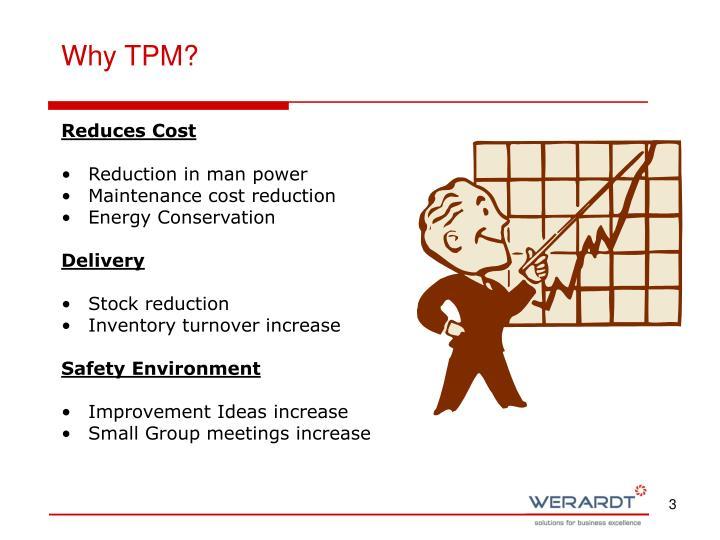 Why TPM?