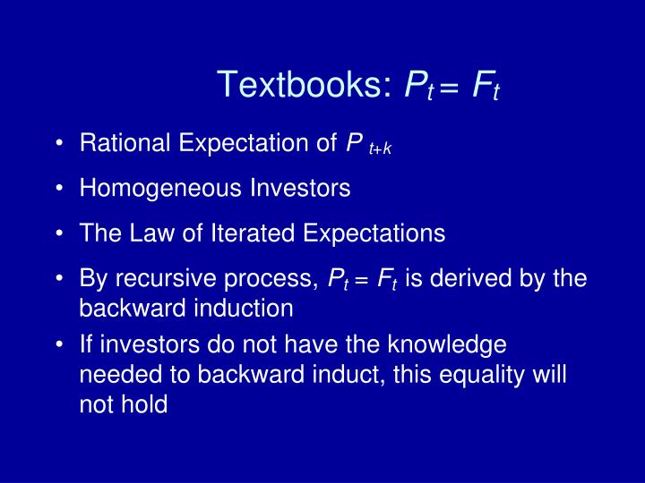 Textbooks: