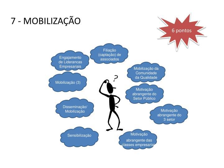 7 - MOBILIZAÇÃO