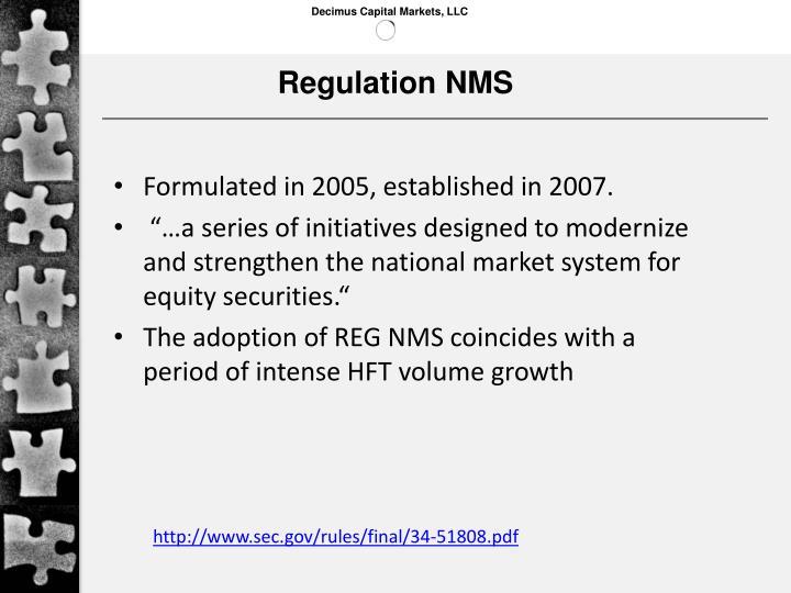 Regulation NMS