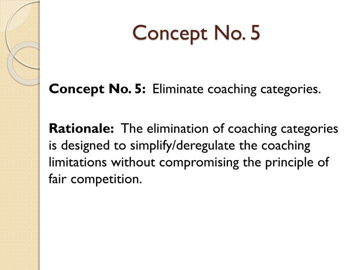 Concept No. 5