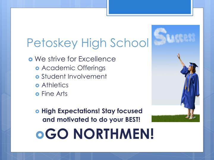 Petoskey High School