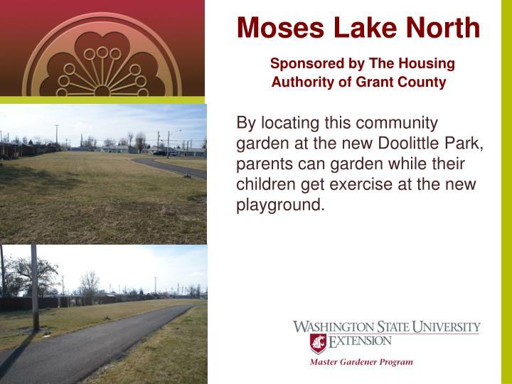 Moses Lake North