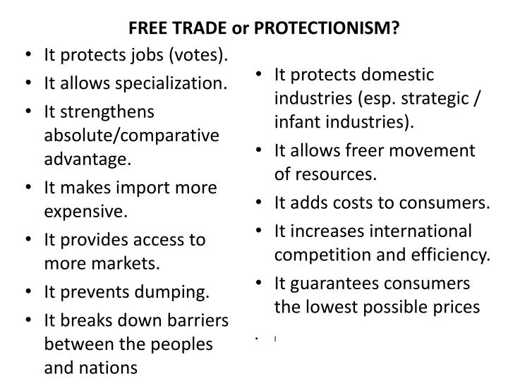 It protects jobs (votes).