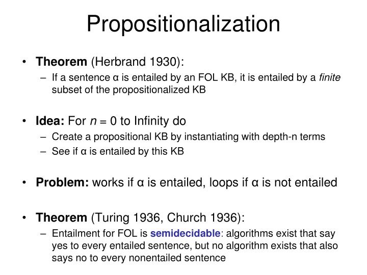 Propositionalization