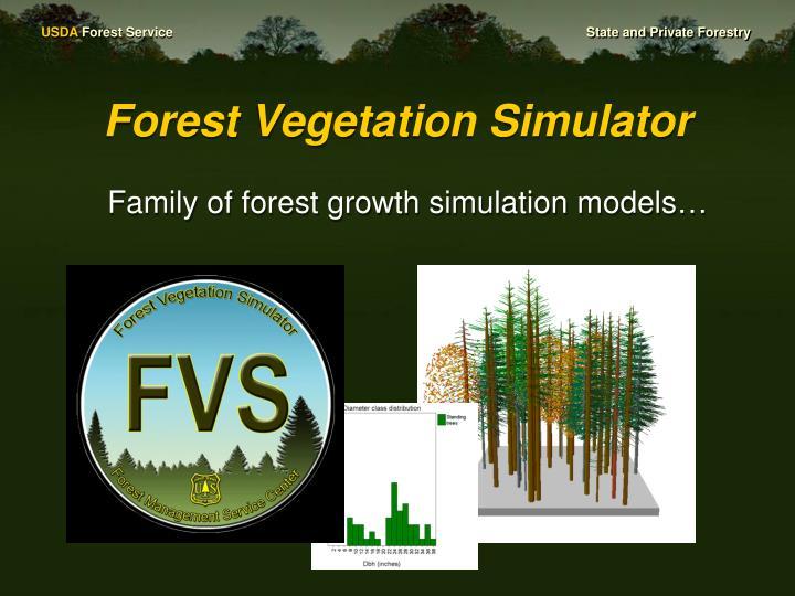 Forest Vegetation Simulator