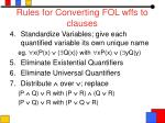 rules for converting fol wffs to clauses1