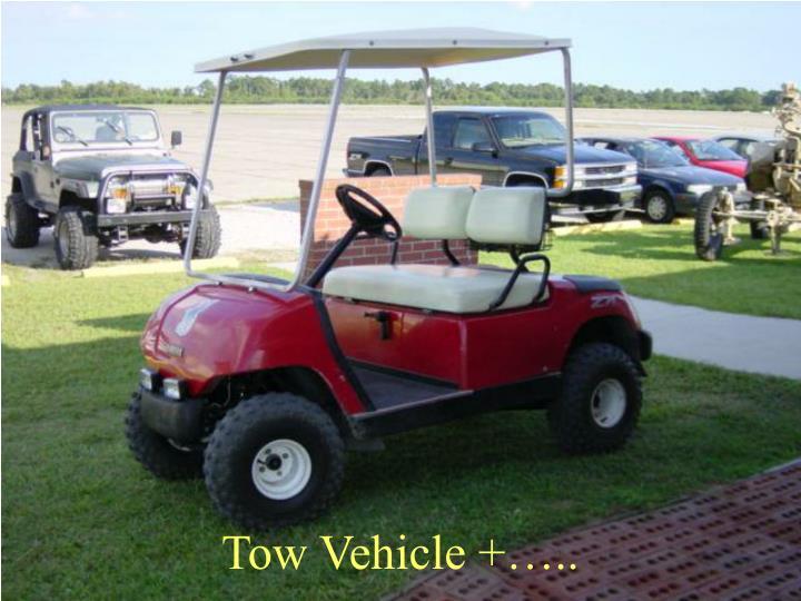 Tow Vehicle +…..