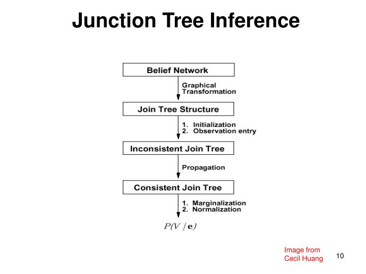 Junction Tree Inference