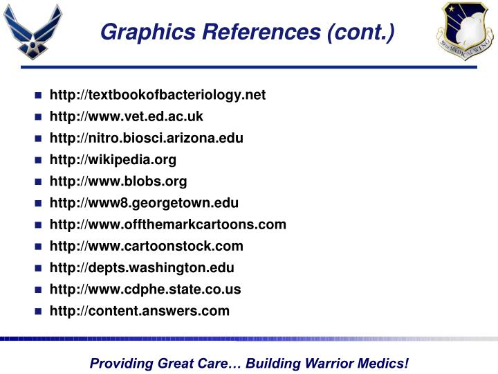 Graphics References (cont.)