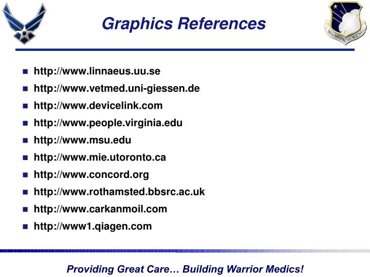 Graphics References