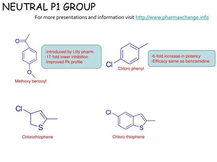 NEUTRAL P1 GROUP