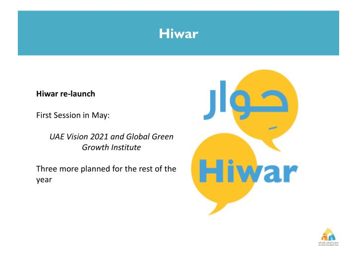 Hiwar