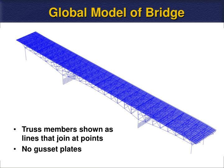 Global Model of Bridge